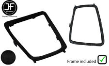 BLACK SUEDE MANUAL GEAR SURROUND PLASTIC FRAME FITS NISSAN SKYLINE R32 89-94