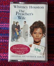 Whitney Houston ~ The Preacher's Wife ( Malaysia Press ) Cassette