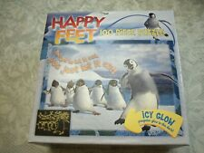 CEACO Happy Feet - 100 Piece Puzzle Collectible ICY GLOW IN DARK