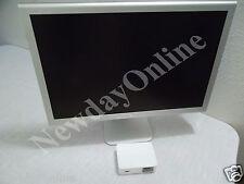 "Apple A1096 LCD Monitor 20"" A1081 M9177/A 65W Power Adapter 2-Ports USB M9178B/A"