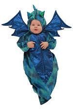 Danny Dragon Princess Paradise Costume Baby Boy Bunting Infant Newborn 0-3 month