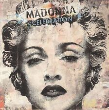 Celebration Madonna CD Greatest Hits Sealed New 2009