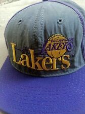 Vintage LA Lakers Cap by The Game * Limited Numbered Release * Rare * #3893