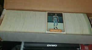1982 Fleer Baseball Complete Set (660) Nm/Mt Cal Ripken Jr. RC Ryan