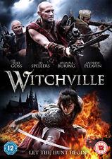 DVD:WITCHVILLE - NEW Region 2 UK