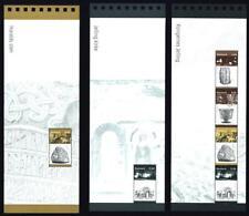 Mnh set of 5 2003 Jelling Prestige Souvenir Sheets Scott Nos. 1263-64 Denmark