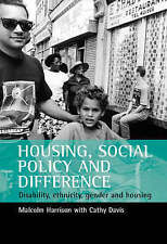 Housing, social policy and difference: Disability, ethnicity, gender-ExLibrary