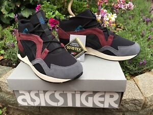 NEW Boxed Genuine ASICS Tiger Gel-Lyte V Sanze MT G-TX Trainers Size UK 7.5