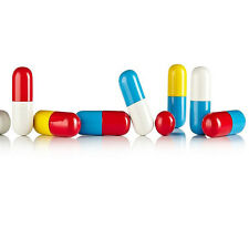 NPW Pill Aluminium Container - Assorted colours. YOU ARE BUYING ONE ITEM