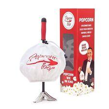 Popcornloop Das Original Popcornmaschine Popcornmaker für Popcorn wie im Kino