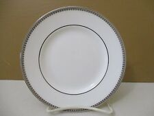 """WEDGWOOD VERA WANG VERA LACE PLATINUM BREAD & BUTTER PLATE - 6"""" NEW 0606C"""