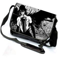Anime BLEACH Messenger Bag Satchel Laptop Crossbody Shoulder Bag Holiday Gift#B