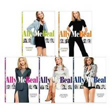 ALLY MCBEAL The Complete Series Seasons 1-5 (DVD,5 Sets,30 Discs) NEW 1 2 3 4 5
