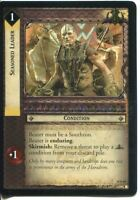 Lord Of The Rings CCG Foil Card MD 10.R48 Seasoned Leader