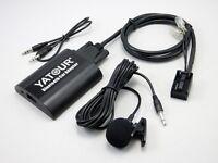 BTA Bluetooth Adapter AUX passend für Citroen mit RD4 Radio von Bosch/Blaupunkt