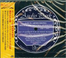 LOUIS ARMSTRONG-LOUIS ARMSTRONG DECCA ORCHESTRA SESSIONS 1936-1947-JAPAN CD F30