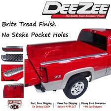 DZ21995 Dee Zee Brite Aluminum Bed Rail Caps Ford Ranger 6' Bed 1993-2011