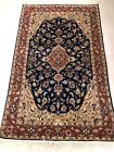 Authentic Vintage Hand Knotted Indian Amritsari Rug
