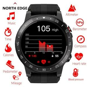 Northedge Gps Smart Watch Running Sport Gps Watch Bluetooth Phone Call Smartphon
