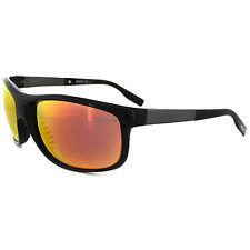 Hugo Boss Sunglasses 0522 606 Oz Black Red Orange Polarized