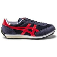 ONITSUKA TIGER MENS EDR 78 RUNNING STYLE TRAINERS NAVY