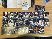 AHL 2005-06 CLEVELAND BARONS TEAM SET