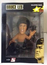 BRUCE LEE ACTION FIGURE SHIRTLESS VINYL ENTER THE DRAGON GAME OF DEATH ROUND 5