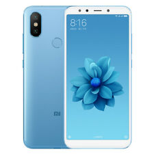 "5.99"" Xiaomi A2 4Go+32Go 4G Smartphone 20MP+12MP Snapdragon660 3*Camera Bleu FR"