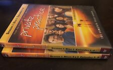 Private Practice Extended Edition Season 1 (DVD, 3 DISC BOX SET) LIKE NEW