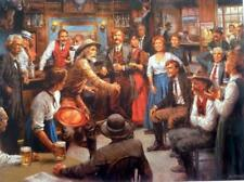 Tales of the West by Andy Thomas Western Print 17x13