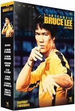 Bruce Lee Coffret l'Integrale 7 Disques DVD Film Arts Martiaux