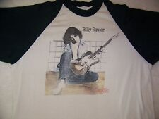 Vintage 1981 Billy Squier Tour Shirt