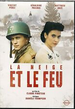 """DVD """"La Neige et le Feu"""" - Claude Pinoteau      NEUF SOUS BLISTER"""