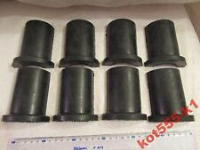 NEW DNEPR MT K750  SIDECAR RUBBERS FOR CLAMPS COMPLETE SET (65021008)