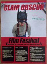 Filmplakat: Festival Clair Obscur 2006 mit Batman-Motiv