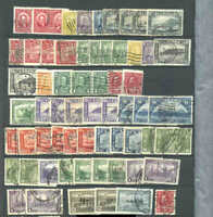 CANADA LARGE COLLECTION LOT CANCELS $500+