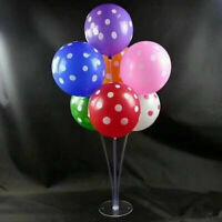 "27.6"" Plastic Balloon Column Base Balloons Stand Wedding Birthday Party Decor"