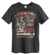 Motorhead 'One Night Only' T-Shirt - Amp   - NEW & OFFICIAL!