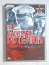 The BATTLESHIP POTEMKIN DVD 1925 Silent Soviet Russian Film