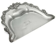 GRAFF WASHBOURNE & DUNN STERLING SILVER TABLE CRUMBER