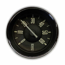 New VW Type 3 Accessory Black Tachometer ISP West Squareback Notchback Fastback