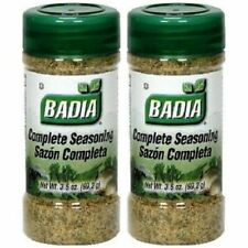 Badia Complete Seasoning 2 Bottle Pack
