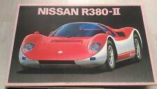 Fujimi Nissan R380-II, 1/16 scale, Model Kit