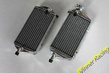 Aluminum Radiator For GAS GAS EC250/EC300 2018- Braced With 32MM Core