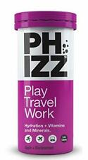 2 X Phizz Orange Flavour Tube of 20 Rehydration Vitamins and Minerals Tablets