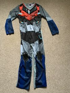 Kids Deluxe Optimus Prime Transformers Dress Up / Fancy Dress Costume.Age 7-8