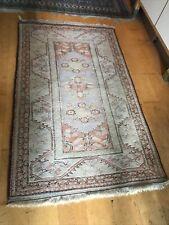 Turkish Hand Woven Wool Rug 200x120cm