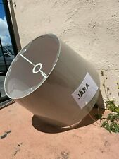 "Ikea Jara 18"" Lampshade Beige Large 202.286.29 45cm NEW IN PLASTIC #E37"