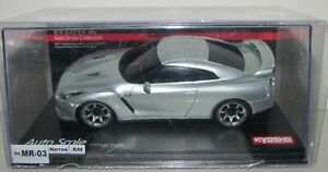 Kyosho Karosserie Mini-Z, Autoscale Nissan Skyline GT-R 35 ultimate silver(N-RM)