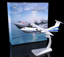 Advanced Alloy 1:130 AG600 Amphibious Aircraft Simulation Model Military Gifts